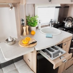 Swift Challenger Sport Kitchen Sink