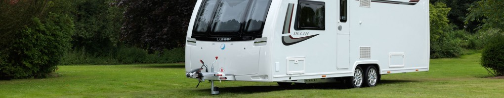 New Lunar caravans for sale at Swindon Caravans Group