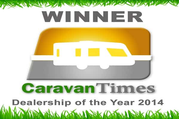 Caravan Times Dealership of the Year