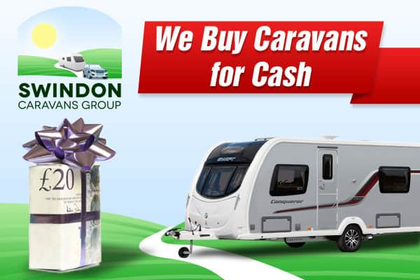 Swindon Caravans Group buy caravans for cash