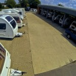 Workshop at Oxford Caravans