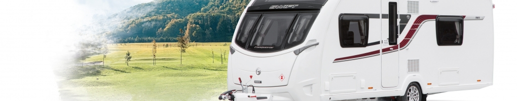 2017 Swift Conqueror for Sale at the Swindon Caravans Group