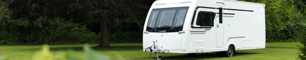 New Lunar caravans for sale at Swindon Caravans Group