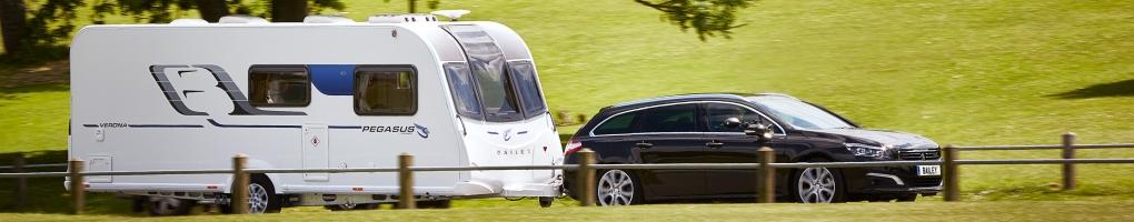 2017 Bailey Pegasus caravans for sale at the Swindon Caravans Group