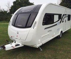 exclusive swift vogue 590 front side