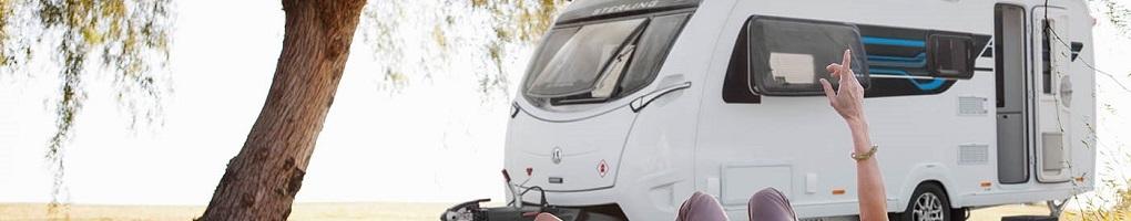 New Sterling caravans for sale at Swindon Caravans Group