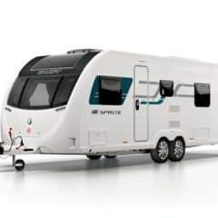 swift sprite 2018 caravan