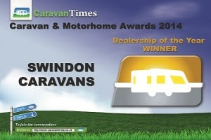 Caravan Times Dealership of the Year 2014