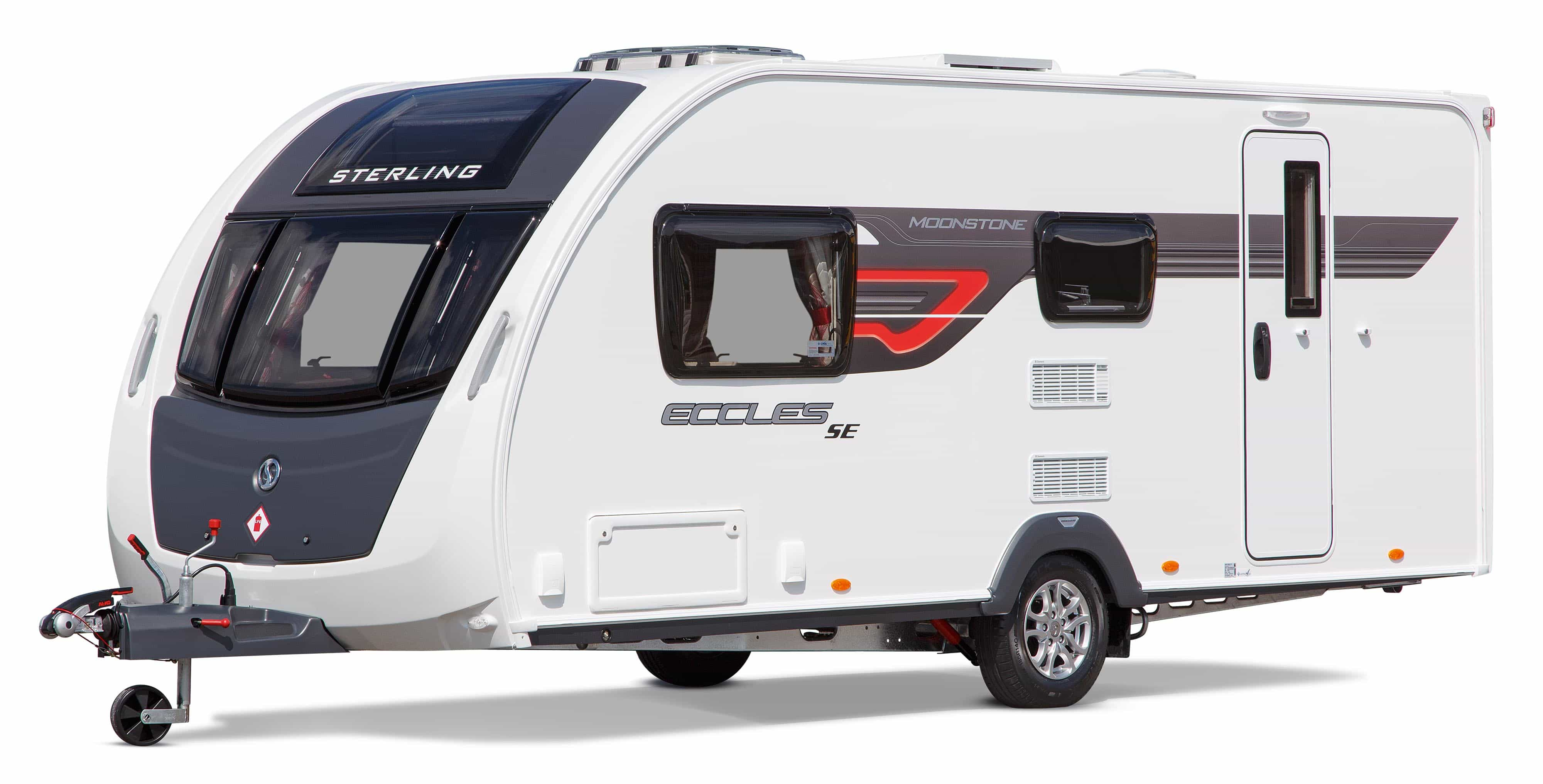 20, 20, 20 and 20 Berth Used Touring Caravans For Sale