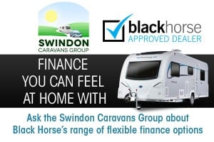 black horse caravan finance with swindon caravans group