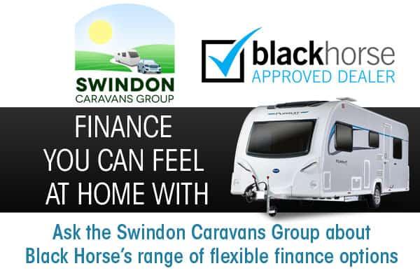 Black Horse caravan finance