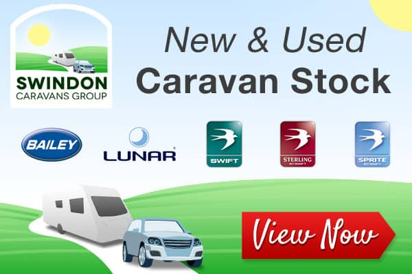 New and Used touring caravan stock