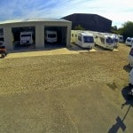 Our new workshop and despatch yard