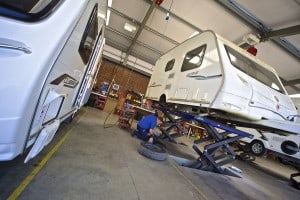 Inside Swindon's Workshop