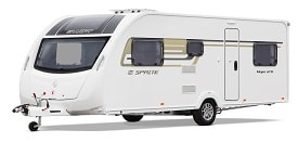 huge savings in our sprite caravan clearance sale