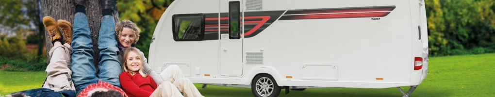 Sterling Elite caravans for sale at the Swindon Caravans Group