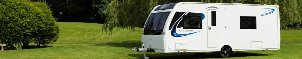 2018 Lunar Clubman & Delta Caravans for Sale at the Swindon Caravans Group