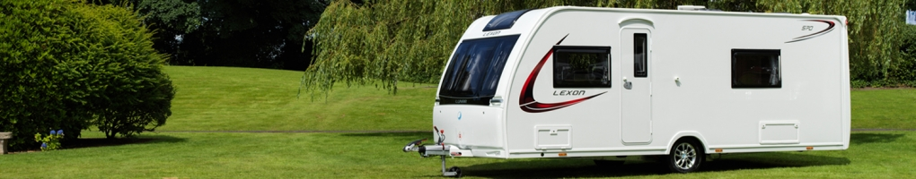 New Lunar Lexon & Stellar Caravans for sale at Swindon Caravans Group