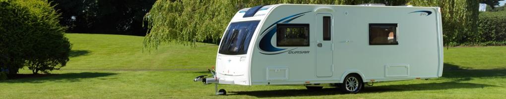 New Lunar Quasar & Ariva Caravans for sale at Swindon Caravans Group