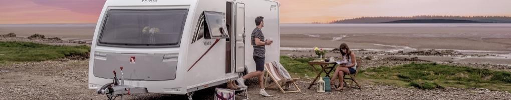 2018 Lunar Venus caravans for sale at the Swindon Caravans Group