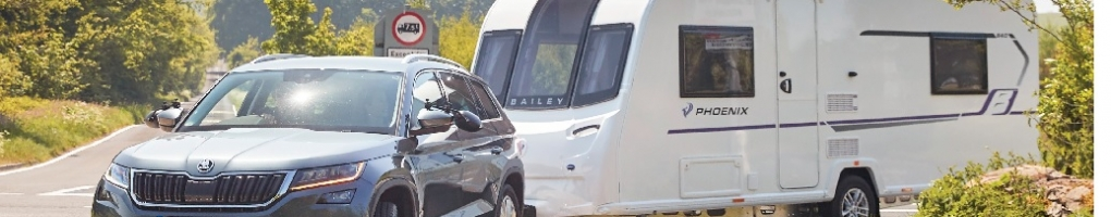 New 2019 Bailey Ridgeway caravans for sale at the Swindon Caravans Group