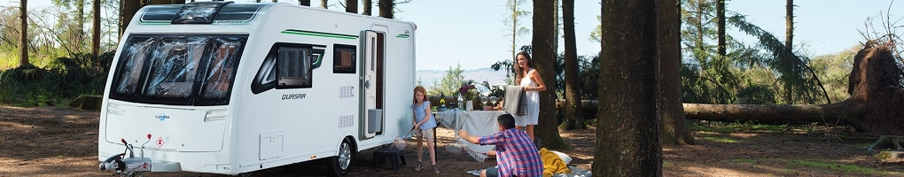 New Lunar Quasar & Ariva Caravans for sale at Swindon Caravans Group