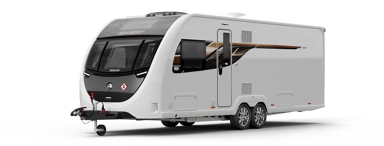 2019 Swift Eccles for Sale - Swindon Caravans Group