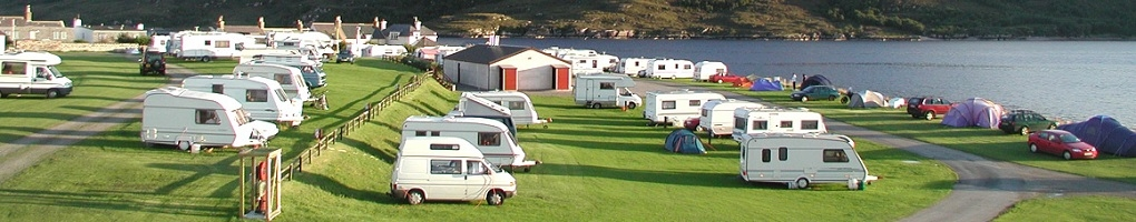 Campsites local to Swindon, Oxford and Reading Caravans.