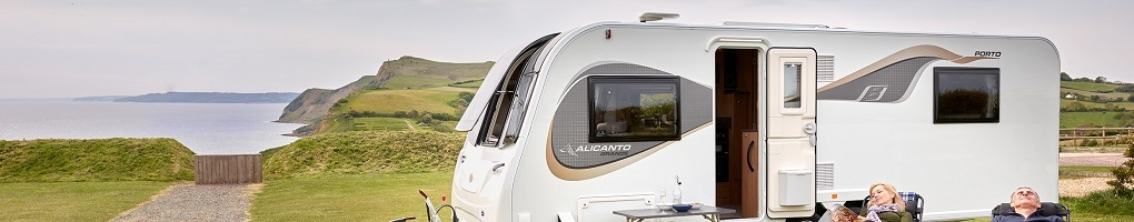 New Bailey caravans for sale at Swindon Caravans Group