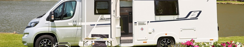 New Bailey Alliance motorhomes for sale at Reading Caravans & Motorhomes