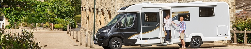 New Bailey motorhomes for sale at Reading Caravan & Motorhome Centre