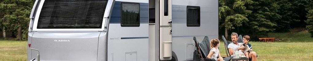 2021 Adria Adora caravans for sale at the Swindon Caravans Group