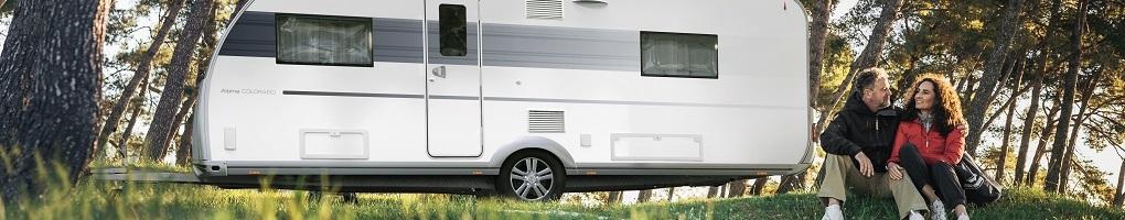 2021 Adria Alpina caravans for sale at the Swindon Caravans Group